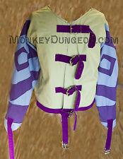 3New Straight Jacket extra large Joker Batman style XL costume halloween cosplay