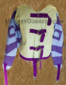 New costume Straight Jacket Joker Batman style SMALL comiccon ...