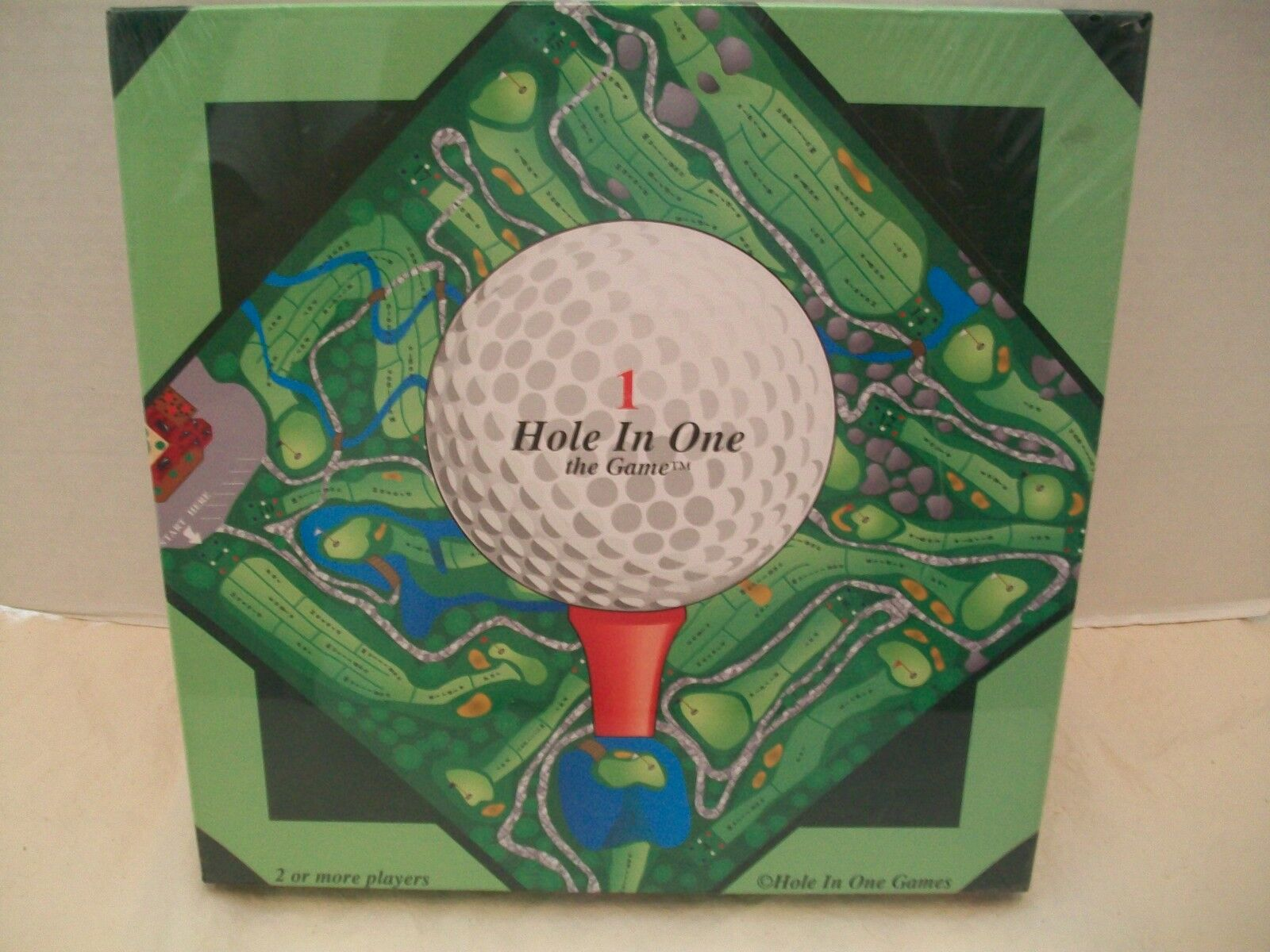 Hole In One One One The Game Hole In One Games NIB 1998  9449e6
