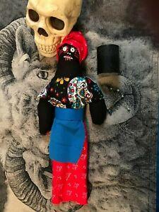 Wicca-Priestess-Evil-Voodoo-Doll-Suzan-Haunted-Active-Paranormal-Dark-Arts