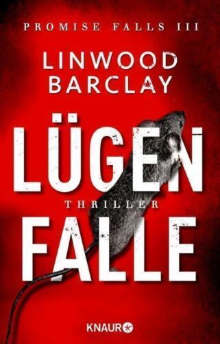 1 von 1 - Lügenfalle / Trilogie der Lügen Bd.3 von Linwood Barclay (2017), UNGELESEN