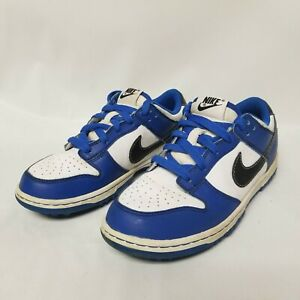 best loved a5d12 4c2e3 Image is loading Nike-484715-101-Junior-Dunk-NG-Soft-Spike-