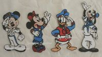 Disney Cruise Characters You Choose - Printed Scrapbook Page Paper Piece Ssffdeb
