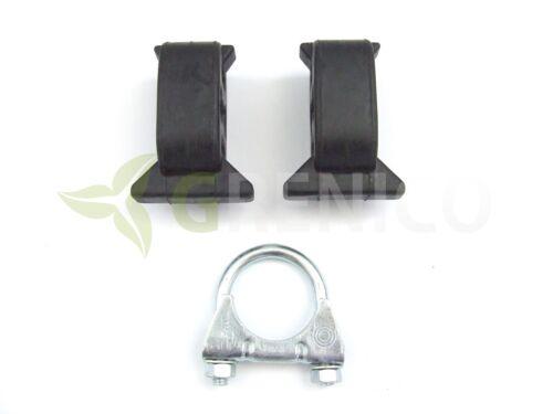 Montagesatz Endtopf FIAT CINQUECENTO 170 0.9i.e S,0.7i Schrägheck 91-99