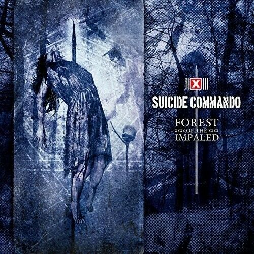 Suicide Commando - Forest Of The Impaled [New CD] Deluxe Edition