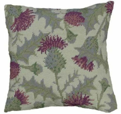 Cleopatra/'s Needle Thistle Herb Po-Pouri Scented Pillow Tapestry Kit