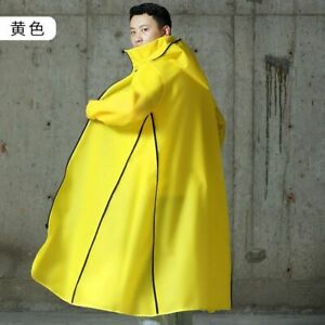 Lightweight Raincoats Durable Travel Clothing Rain Wear Protective Adults Cover