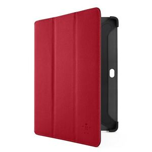 Belkin-10-1in-Tri-Fold-Folio-Case-with-Stand-for-Samsung-Galaxy-Tab-2-Red