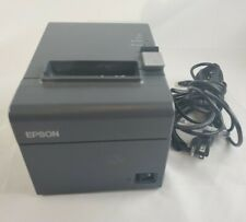 Epson Tm T20 Rs 232 Only Thermal Receipt Printer M249a Tested