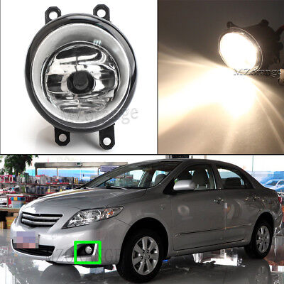 Passenger Side Front Fog Light For Toyota Corolla RAV4 Yaris Lexus ES IS 350 RH