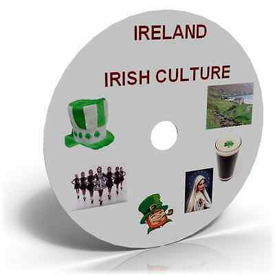 Culture Images Pictures People Art & Craft Project CD - Choice of Countries