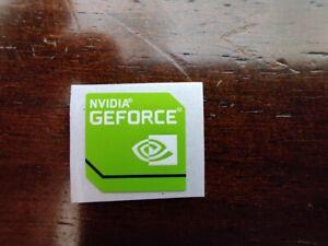 New-NVIDIA-GEFORCE-Sticker-17-5mm-x-17-5mm