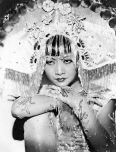 ANNA MAY WONG MOVIE PHOTO from the 1931 film DAUGHTER OF ...