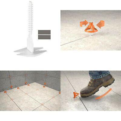 Tile Level System Lippage Reduction Stone Marble Floor Ceramic LevelMax 100 PCS