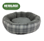 Heritage-Deluxe-Soft-Washable-Dog-Pet-Bed-Warm-Basket-Cushion-with-Fleece-Lining thumbnail 9