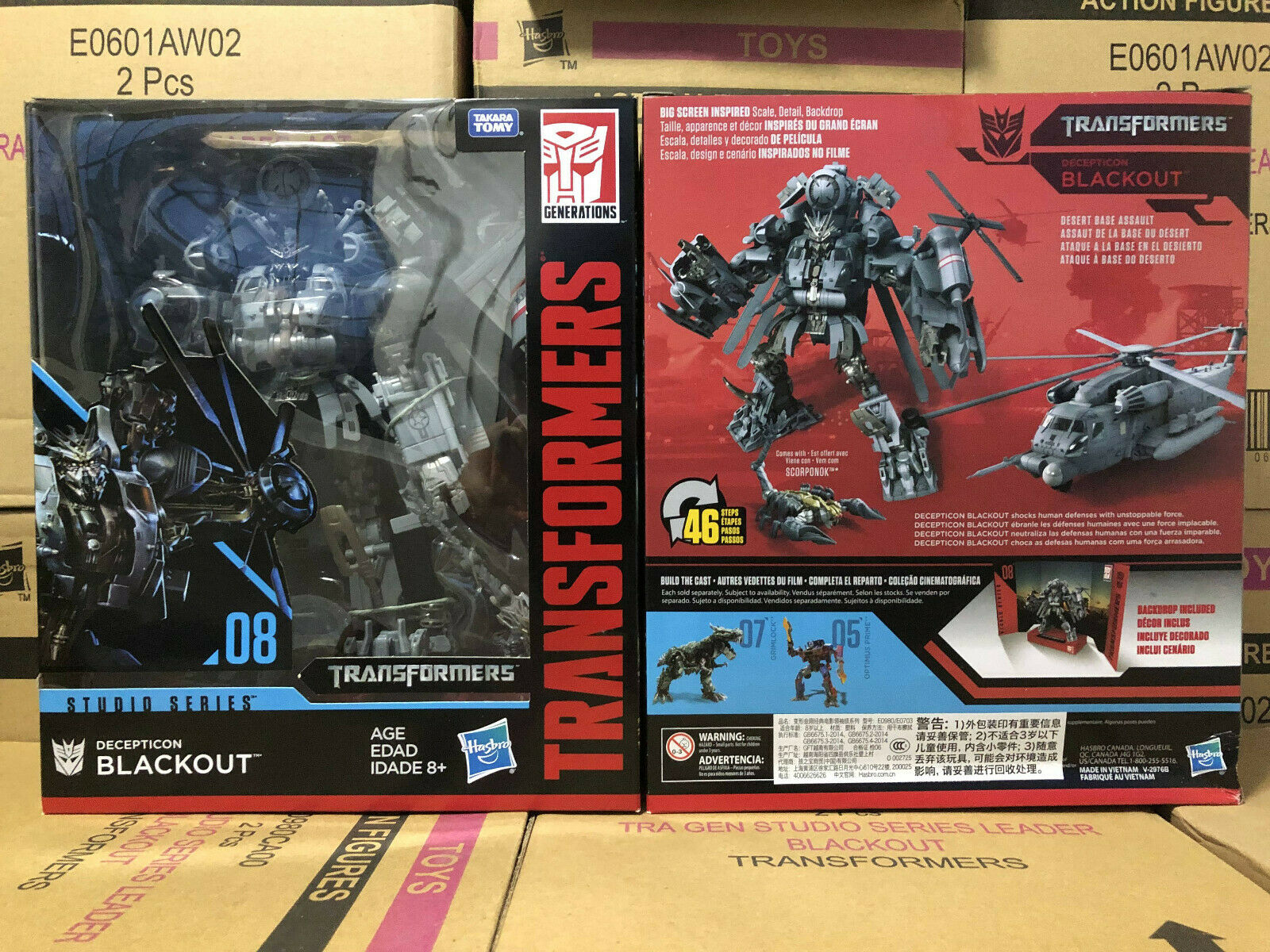 "Transformers Age of Extinction Studio Series SS13 MEGATRON Figure 8/"" Toy"