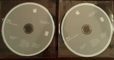 iMac OS X Install DVD 10.6.4 And Applications Install DVD Snow Leopard