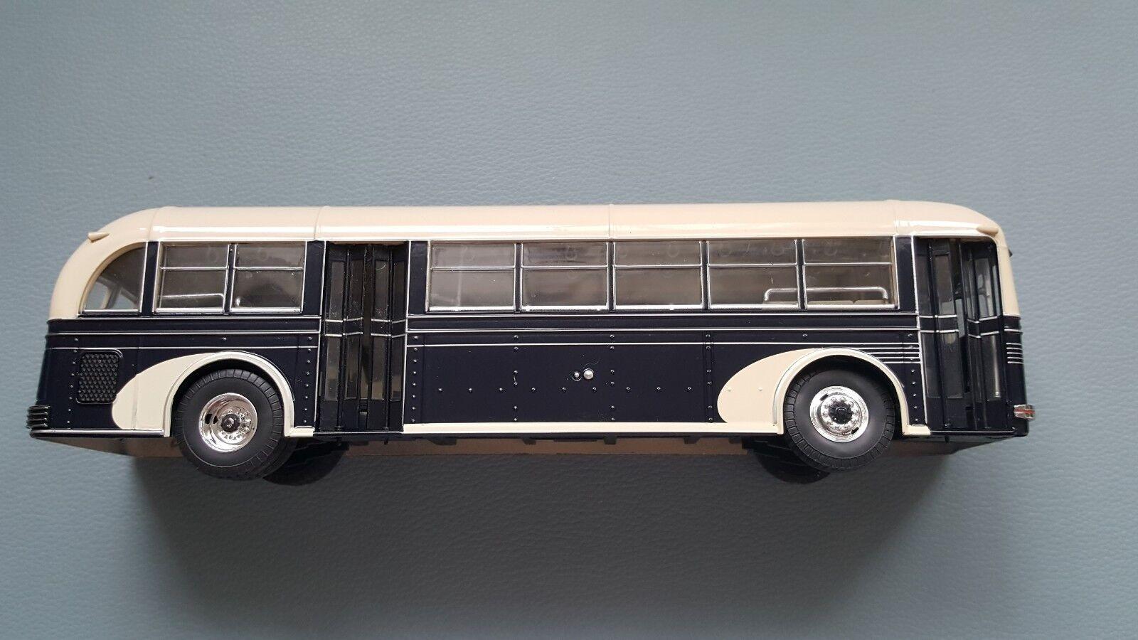 1 43 ULTRA models CITY BUS nati-a 1938 bus URSS CCCP