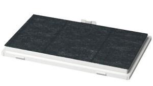 Aktivkohlefilter rechteckig f.dunstabzugshaube für bosch siemens