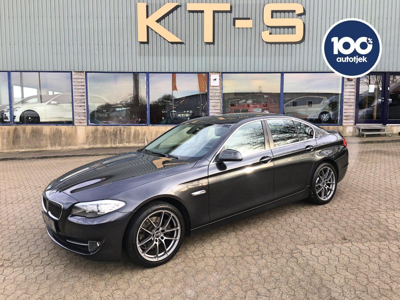 BMW 520d 2,0  4d - 199.900 kr.