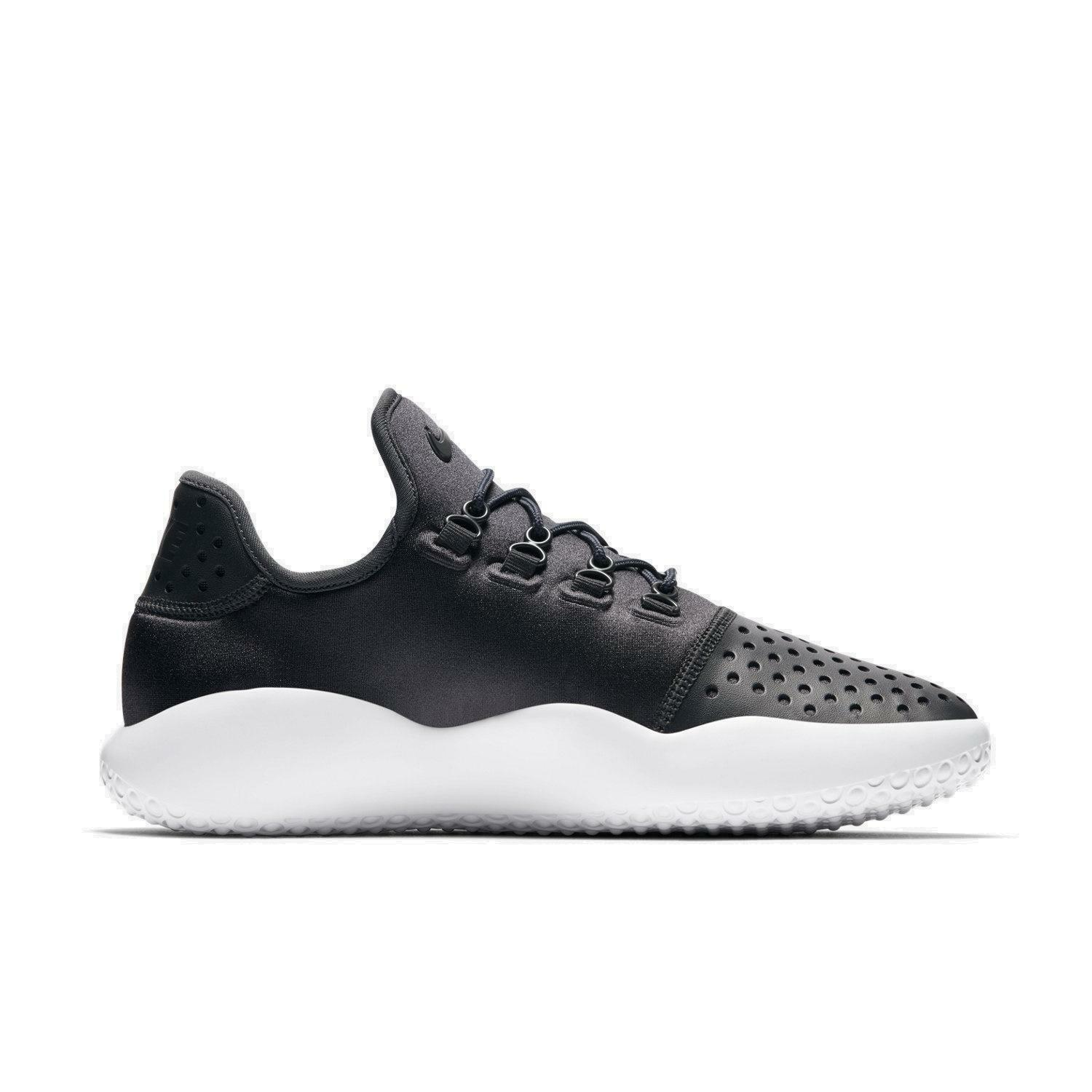 Mens NIKE FL-RUE Anthracite Trainers 896173 002