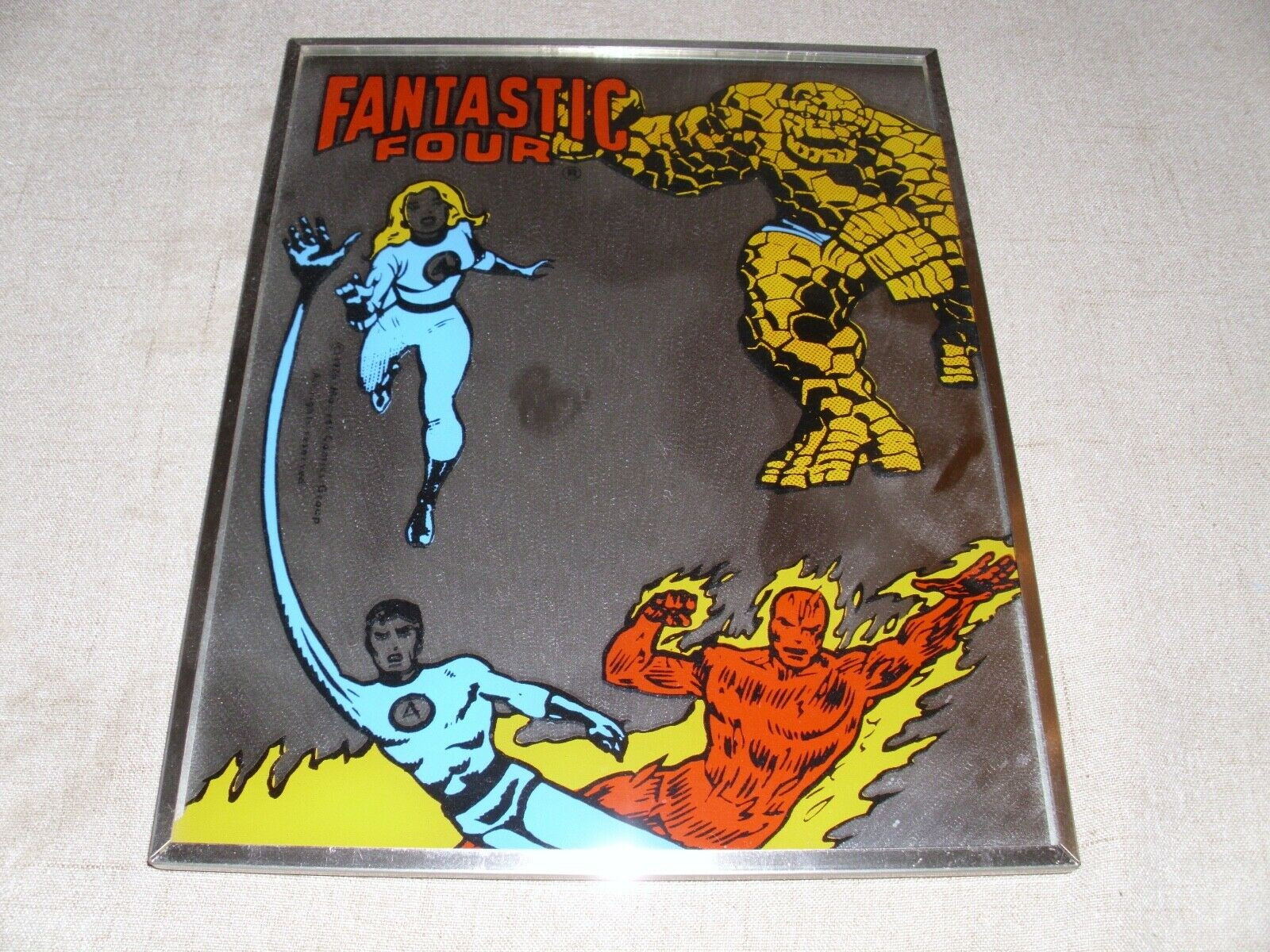 Fantastic Four Mirror- 5 Awesome Things on eBay