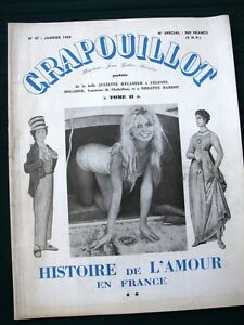 Le-Crapouillot-History-of-Love-in-France-1960-French-Satire-Magazine