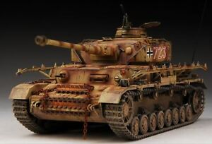Details about Award Winner Built Tamiya 1/35 German Panzer IV Ausf J  Sd Kfz 161/2 Tank +PE