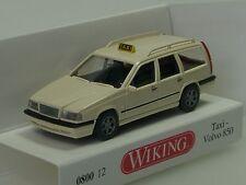 Wiking Volvo 850 Kombi TAXI - 0800 12 - 1/87