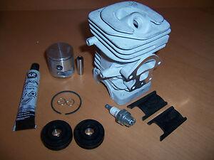 Kolben Zylinder Set 1 passend McCulloch CS 340 380  motorsäge kettensäge neu