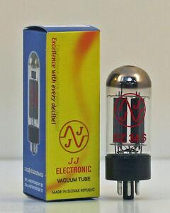 GZ34 JJ-Electronic valvola rettificatrice 5AR4 valvolare Nuova TESTATA GZ34S