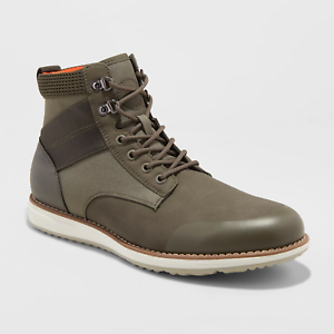 Men's Phil Casual Fashion Boots - Goodfellow & Co- Olive