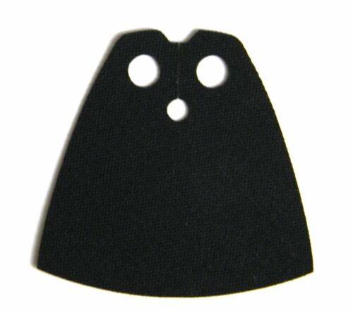 compatible with toy brick minifig W272 Black Minifig Cape