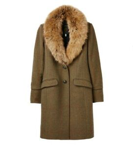 Joules-Langley-Coat-Green-Tweed-Now-With-30-Off