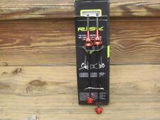 EVO BLADE MTB BLACK QUICK RELEASE SKEWER SET--FRONT-REAR WHEEL