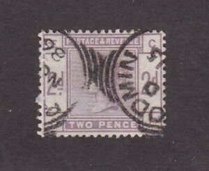 Great Britain stamp #100, used, Queen Victoria,  SCV $77.50