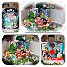 HUGE DISNEY TOY STORY PULL STRING TALKING LRG WOODY/JESSIE/BUZZ COMBO PACK LOT!