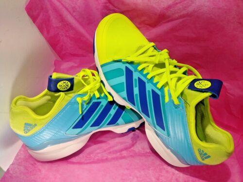 adidas de bleu gazon pour hockey hommes chaussure Lux 5 Performance taille Aq6510 vert 10 sur Nouvelle 15UXqx