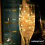 2M-20LED-Battery-Operated-String-Fairy-Light-Warm-White-Christmas-Decoration thumbnail 4