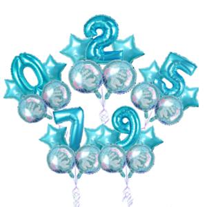 5X-Foil-Balloons-Helium-Number-Mermaid-Balloon-Birthday-Wedding-Party-Decoration