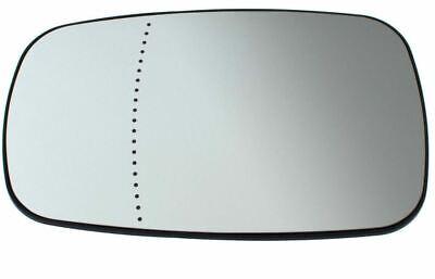GLACE MIROIR RETROVISEUR GAUCHE BLEU DEGIVRANT CLIO 3 LAGUNA 2 MEGANE 2 SCENIC 2