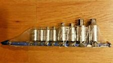 Matco Tools 14 And 38 Dr 8 Piece Stubby Hex Socket Driver Set Sabxysm8r