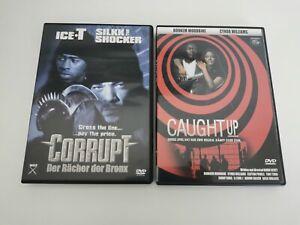 Corrupt-der-Raecher-der-Bronx-amp-Caught-Up-DVDs