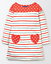 Mini Boden dress hotchpotch heart pocket tunic  3 colours all ages jersey girls