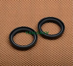 New-Front-Fork-Oil-Seal-Set-41-mm-x-53-mm-x-8-mm-41-53-8-Motorcycle-Seals