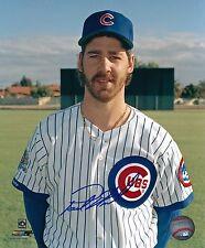 Autographed PAUL ASSENMACHER Chicago Cubs8x10 Photo - COA