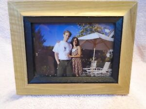 5-034-x-7-034-Wood-Photo-Picture-Frame
