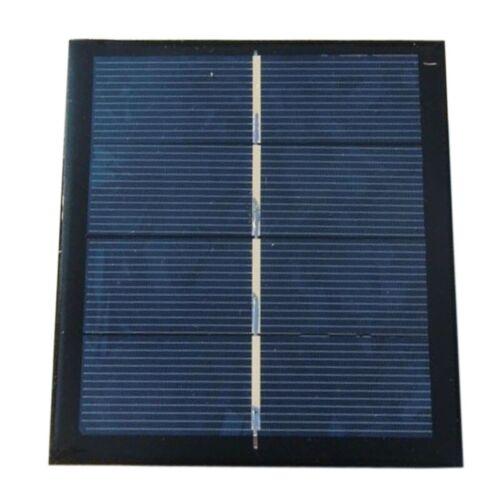 NEW Solar Power Module DIY Battery Lightweight Phone Charging Panel