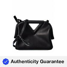 Bottega Veneta Point Small Leather Shoulder Bag Women's