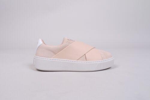 Schuhe Rihanna Us 36 Damen X 6 Platform Cream Eur Strap Sneaker Puma Tan waUXRqfp